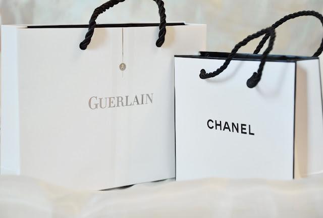 покупки guerlain chanel