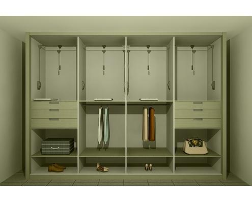 Edf moveis planejados roupeiros planejados for Closet modernos para habitaciones