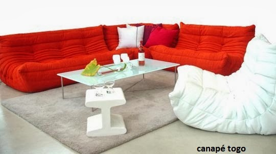 Canap togo relax et confortable canap togo - Imitation canape togo ...