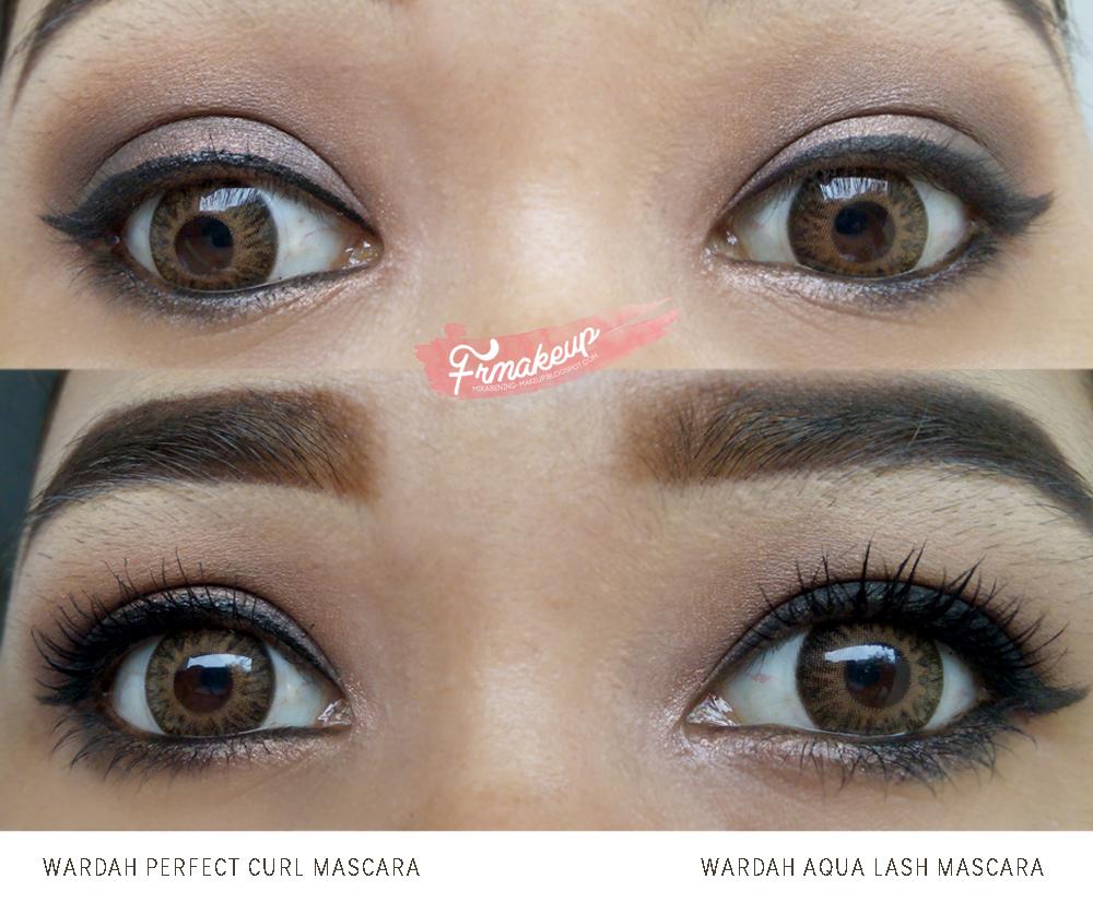 Review Wardah EyeXpert Amp Aqua Lash Mascara