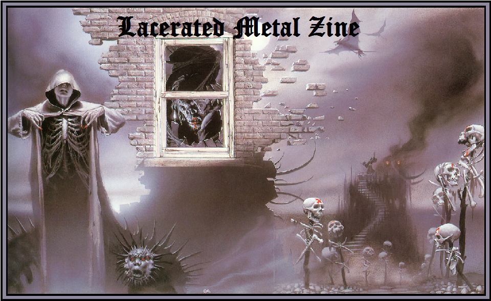 Lacerated Metal Zine