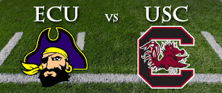 Photo of East Carolina vs University of South Carolina Football