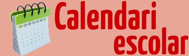 Calendari Escolar 2019-20