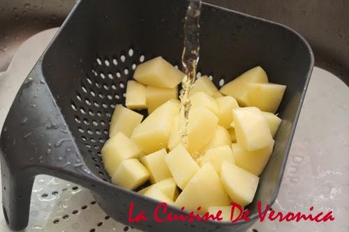 La Cuisine De Veronica 韓國醬煮馬鈴薯 Gamjajorim