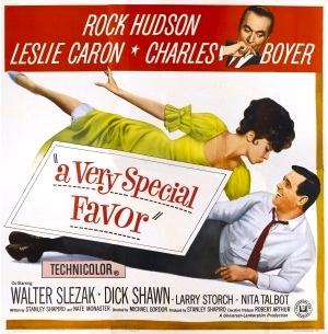 """A Very Special Favor"" (1965)"
