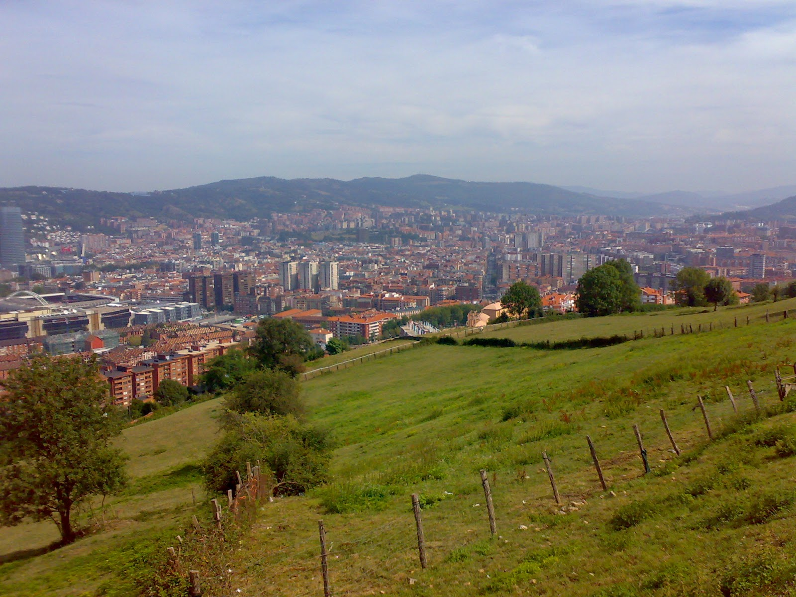 Bilbao city panoramic tour