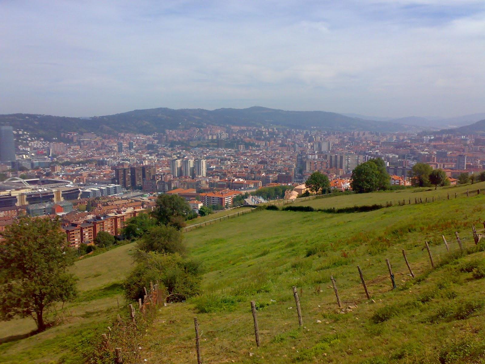 Bilbao city panoramic tour