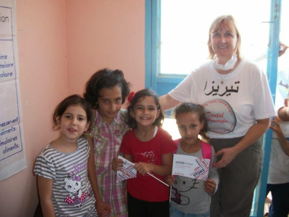 milton keynes dentist charity work