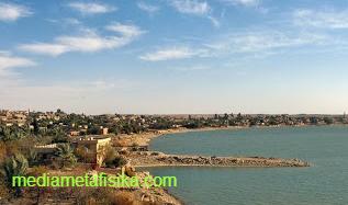 Sungai Eufrat Mengering, Tanda-Tanda Akhir Zaman? - mediametafisika.com