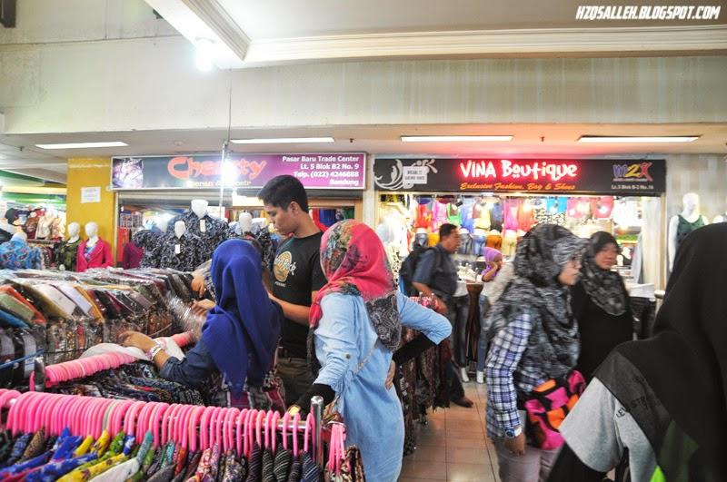 Part 4 bandung trip pasar baru sang penglipur lara Baju gamis pasar baru bandung