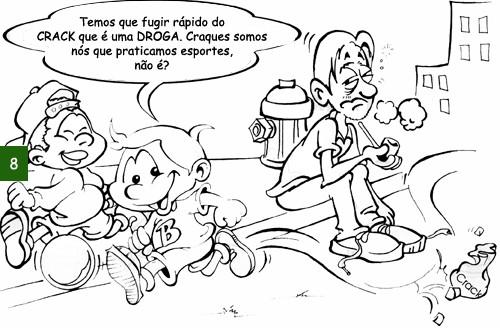 Atividades sobre drogas! - ESPAÇO EDUCAR