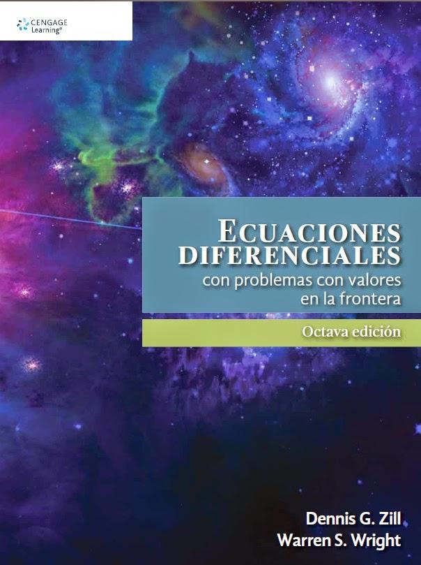 Ecuaciones Diferenciales 8 - Dennis Zill - Warren Wright