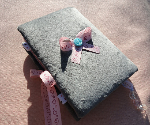 Блокнот для девочки своими руками