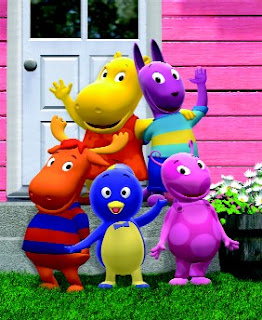 Download - Os Backyardigans - O Meteoro - HDTV