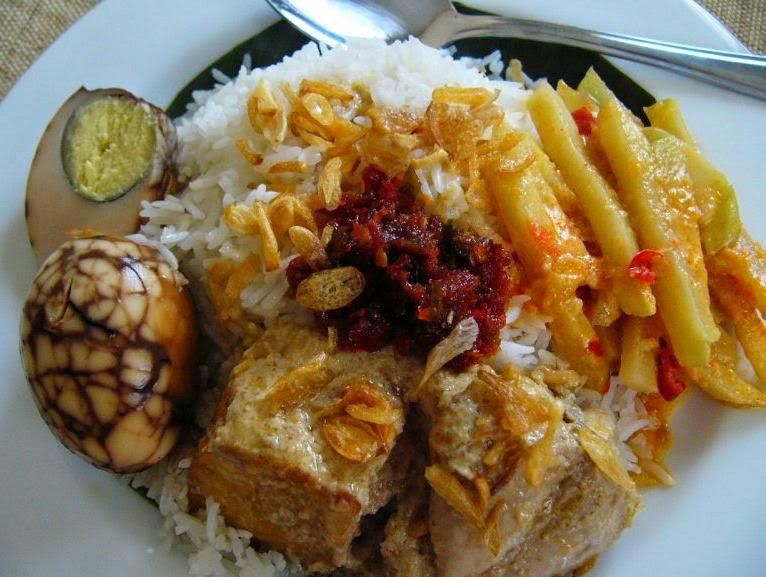Resep Cara Membuat Nasi Liwet Solo Komplit