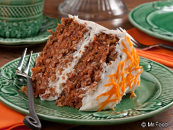 Mr Food Cooking For Two Carrot Cake
