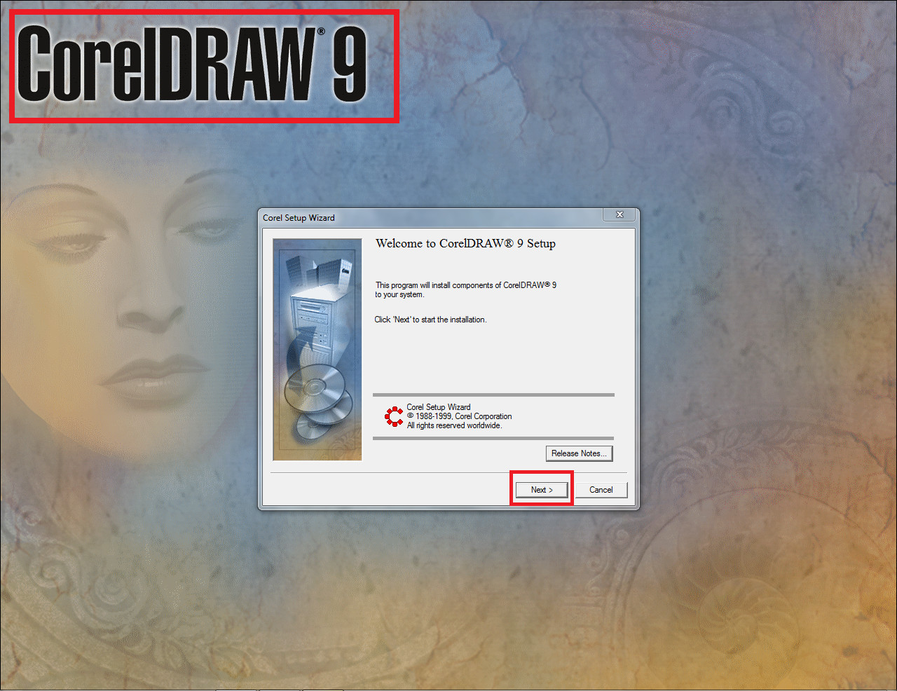 corel draw 9 free install