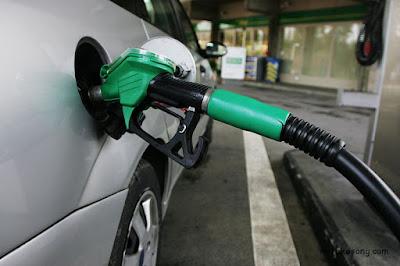 jimat minyak petrol