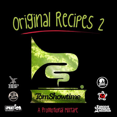 Tom Showtime - Original Recipes Vol 2