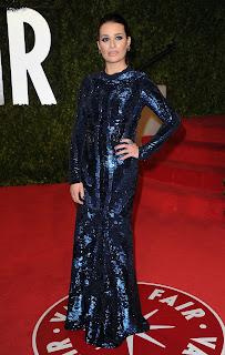 Lea Michelle at the Oscars