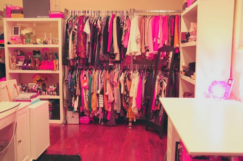 Put your cute colored clothes on hangers all around your room The clothes  can look super. Things To Have In Your Room