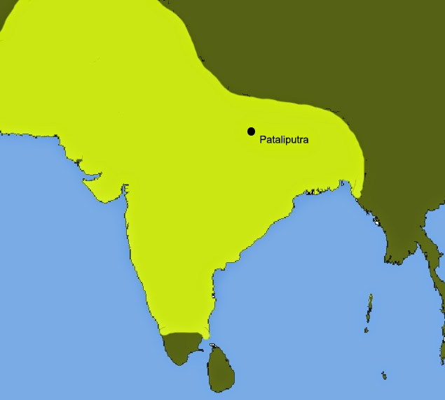 a view on the mauryan empire in the history The mauryan empire was the most expansive empire in india, ruled by the maurya dynasty from 322-185 bce statue of chandragupta maurya, founder of the maurya empire, in new delhi, india it was the biggest and earliest empire in the, which was established by an indian dynasty the maurya empire.
