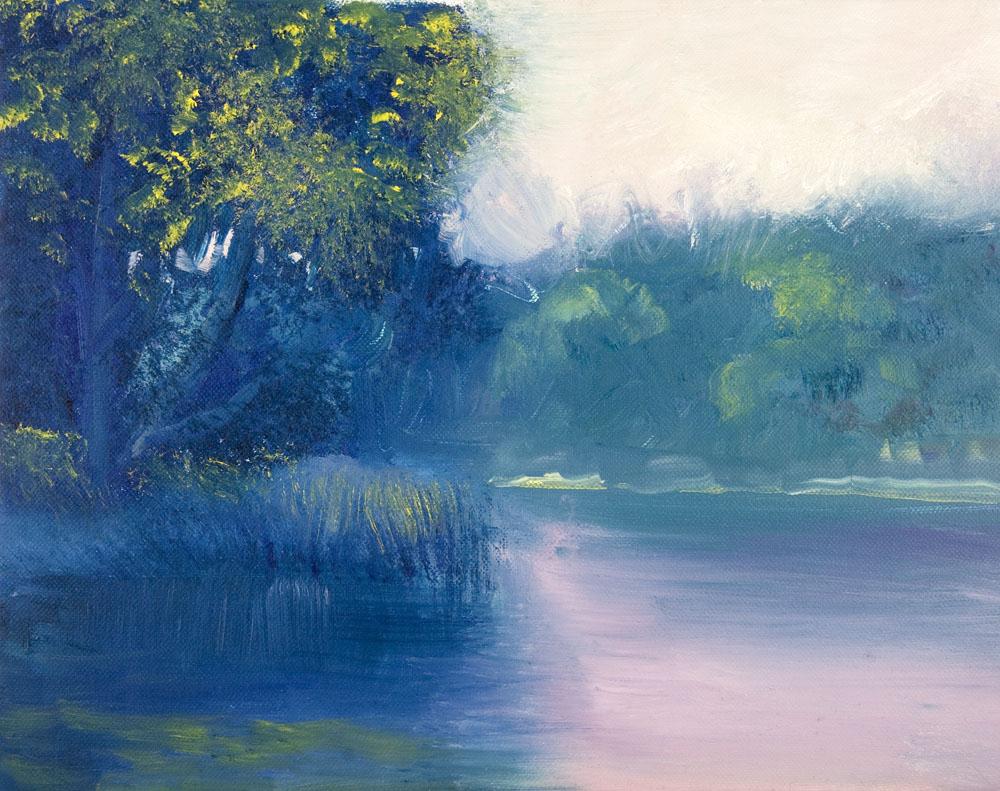 impressionism art landscape - photo #36