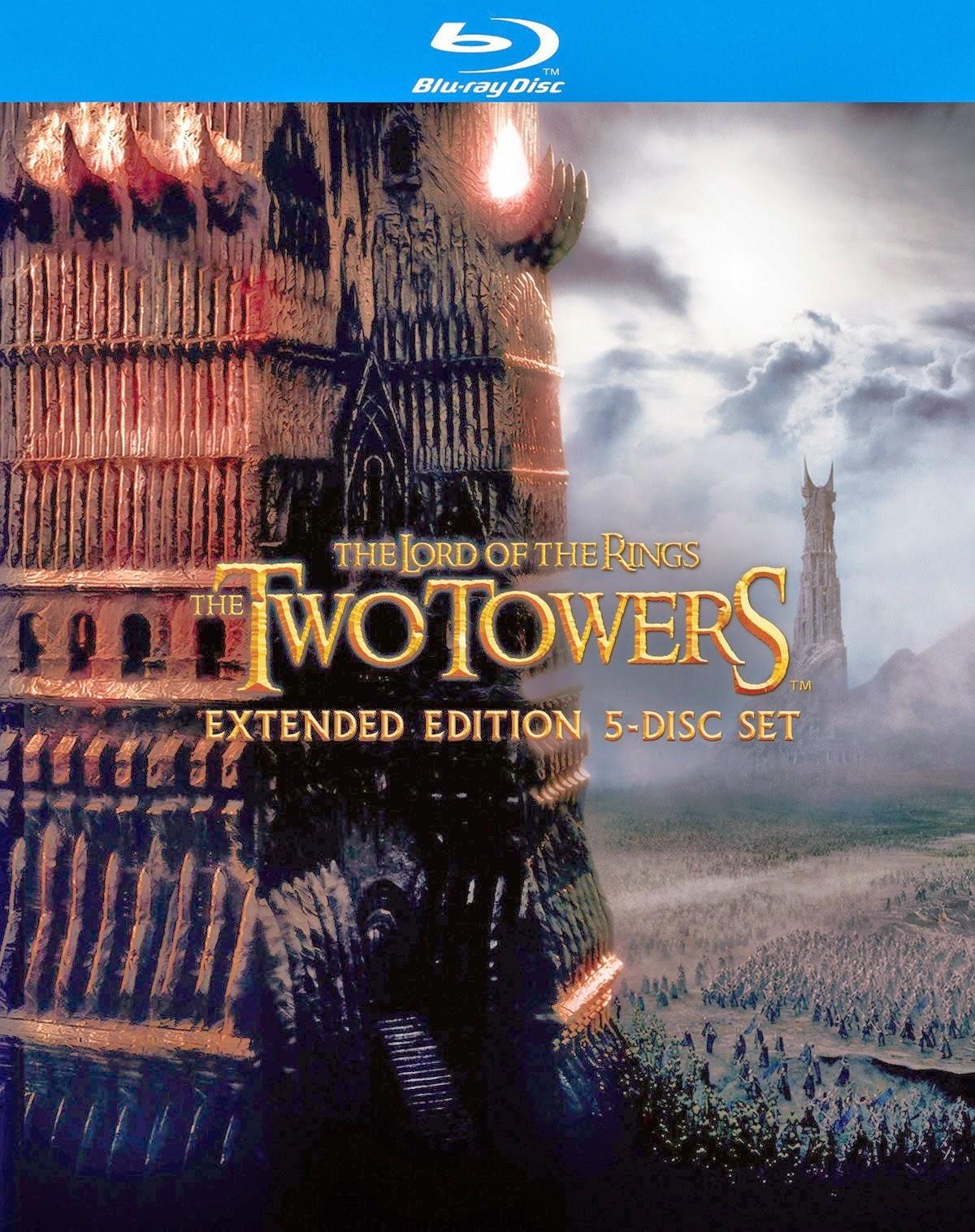 The Lord of the Rings  The Two Towers 2002 เดอะลอร์ดออฟเดอะริงส์ ภาคที่ 2 ตอน ศึกหอคอยคู่กู้พิภพ ฉบับสมบูรณ์