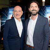 Photos From The Exclusive Fan Screening  Of The Marvel One-Shot: All Hail The King With Sir Ben Kingsley and Drew Pearce