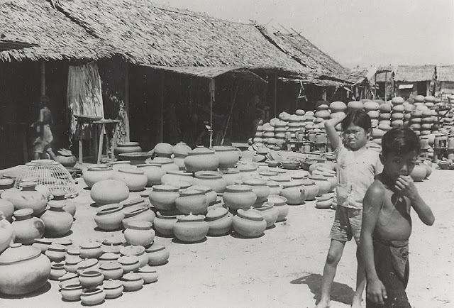 Poteries du Cambodge 1946