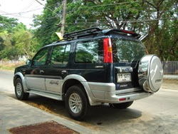 cover ban serep mobil ford everest
