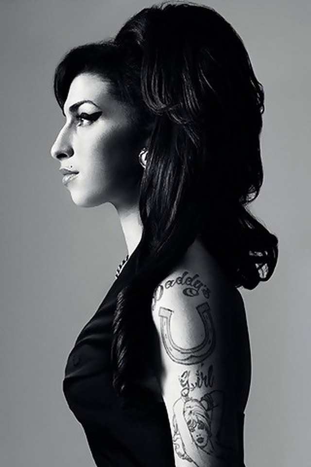 download iphone wallpapers amy winehouse tribute download