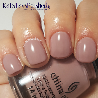 China Glaze - The Great Outdoors - My Lodge or Yours? | Kat Stays Polished