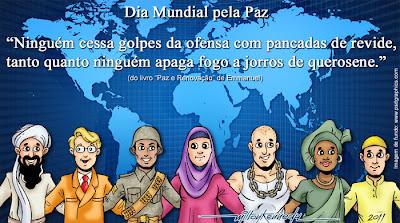 Dia mundial pela Paz
