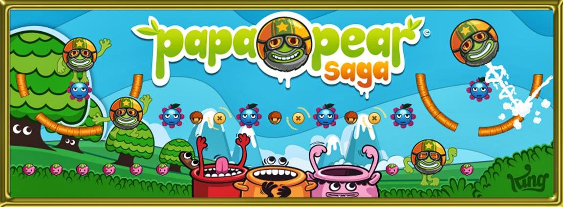 Papa Pear Saga All Help
