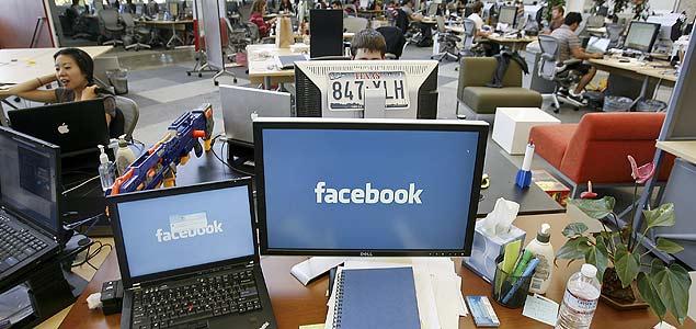 Nova sede do Facebook
