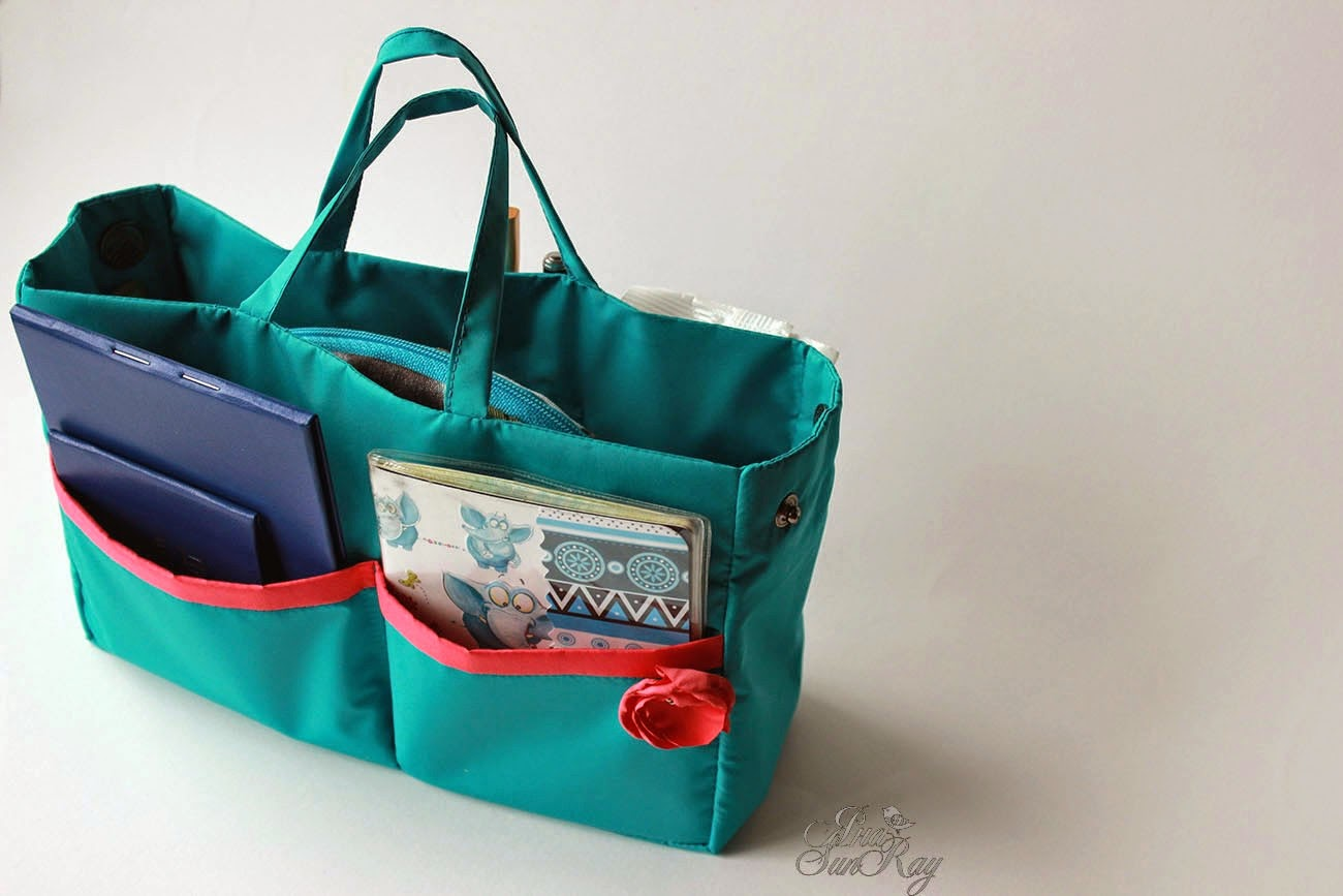 органайзер, тинтамар, хранение мелочей, органайзер для сумки, органайзер для сумочки, удобное хранение,  храним мелочи, женская сумочка, порядок в женской сумочке, настроение своими руками