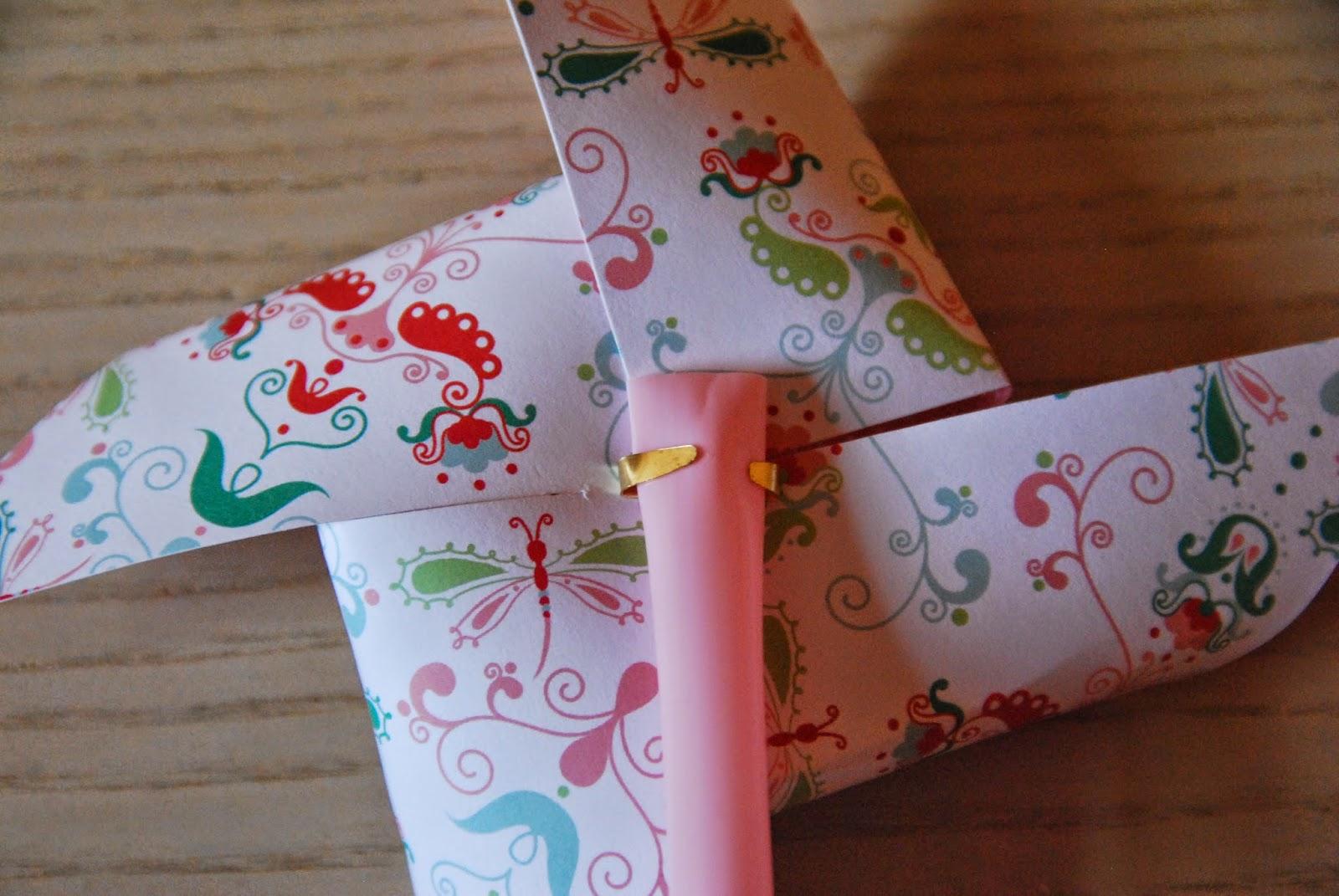 Diy molinillo de papel para decorar sweet bodas - Papel para decorar ...