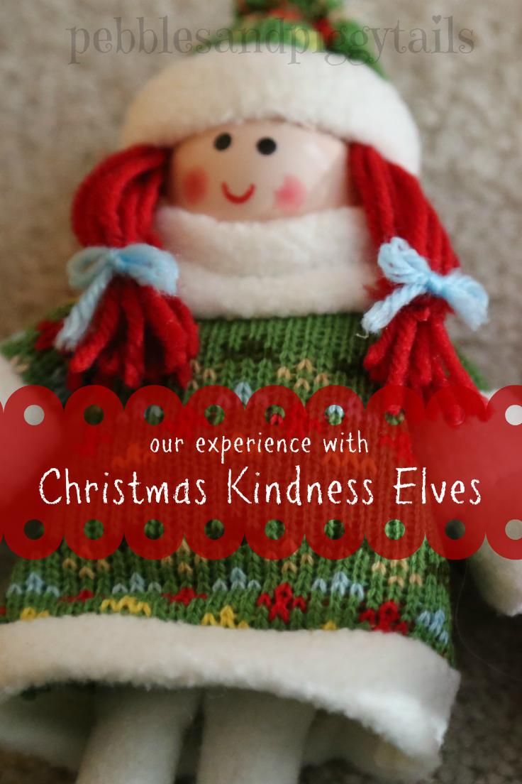 Christmas Kindness Elves | Making Life Blissful