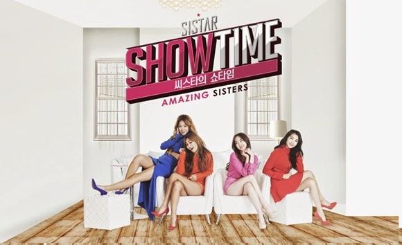 MBC《Show Time》第4季由SISTAR演出!