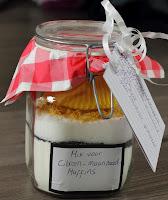 kant-en-klaar mix citroen-maanzaad muffins