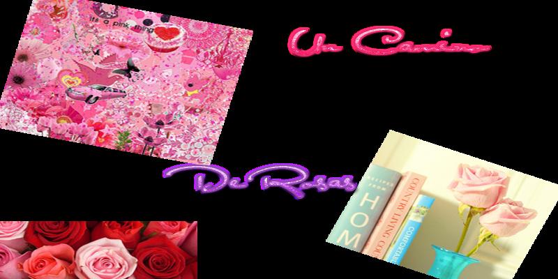 Un camino de rosas