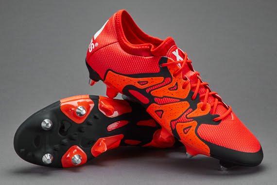Adidas X15.1 Rojos