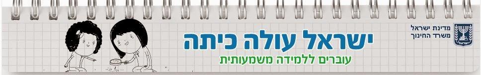 ישראל עולה כיתה