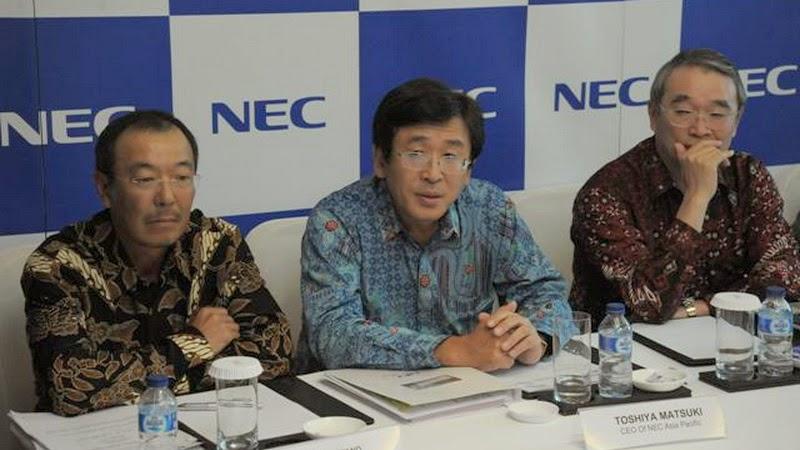 NEC Perkenalkan Infrastruktur dan Layanan ICT Untuk Indonesia