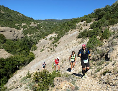 Atletismo Aranjuez Trail Guara