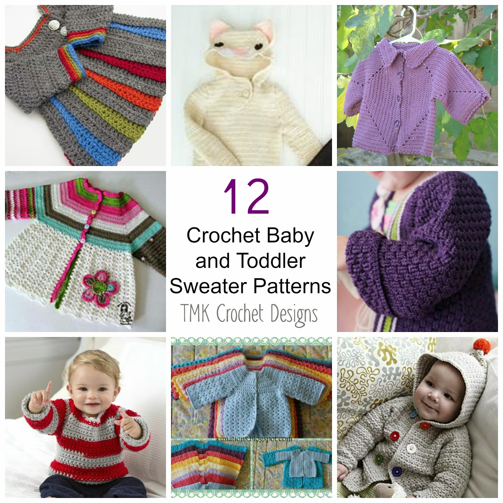 Free Crochet Pattern Toddler Cardigan ~ Dancox for .