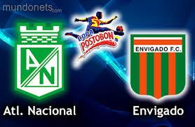 Ver Online Ver Atlético Nacional vs Envigado, Liga Postobon de Colombia / Sábado 23 de Agosto 2014 (HD)