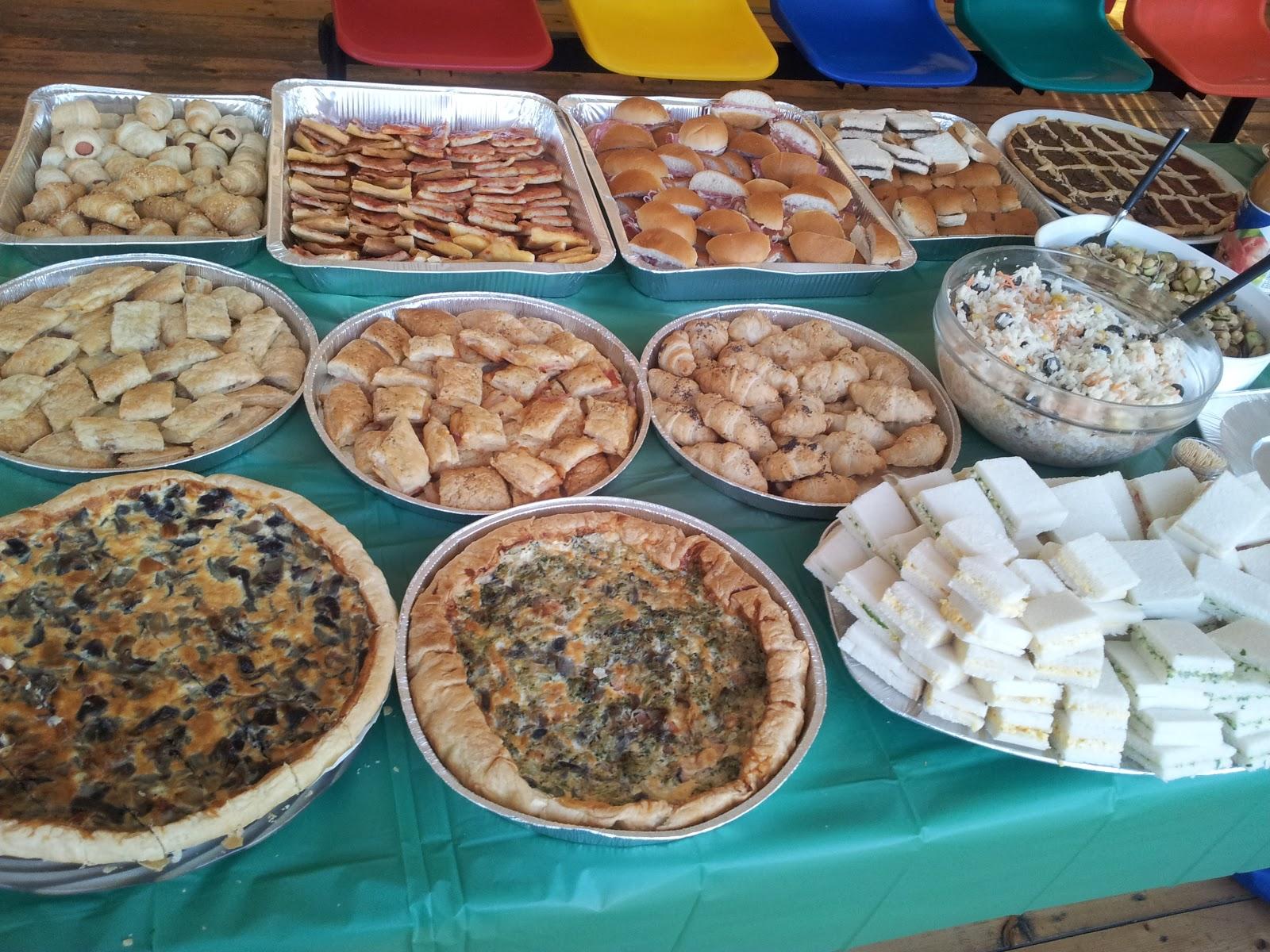 Famoso Buffet compleanno Asia | Cucino ma sarei a dieta!!! LL21