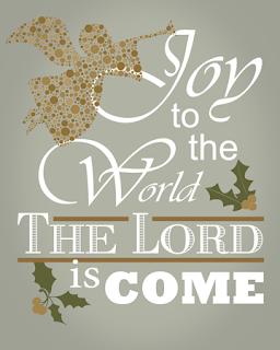 A BEAM of Sunshine: Christmas is Christ Challenge: Christmas Song Printables